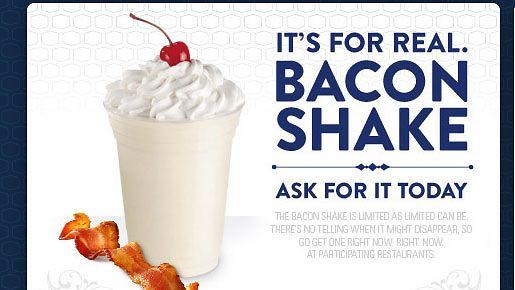 Jack in the Boxin Marry Bacon -kampanja