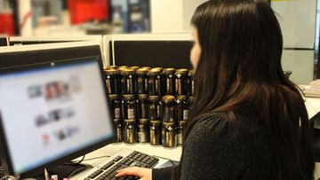 Piia on ollut koukussa energiajuomiin jo viisi vuotta