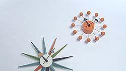 Ball ja Sunburst kellot