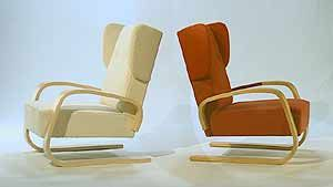 Alvar Aalto: Tuoli 400