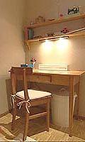pöytä ja tuoli