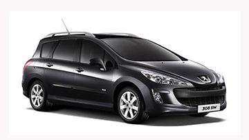 Pienen pintaremontin tekijät voivat voittaa avukseen Peugeot-auton.