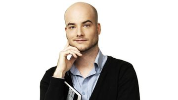Sebastian Sandelin on yksi Pientä pintaremonttia -ohjelman uusista kasvoista.