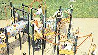 Lasten leikkiympäristö