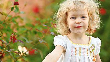 Lapsuuden puutarha on monelle se kaikkein rakkain.