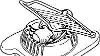 Näin saat herkkusienet näppärästi viipaleiksi
