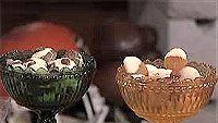 Suklaa- ja aprikoosikarkit