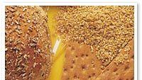 leipää, viljaa, pastaa