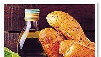 öljypullo ja leipää