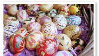 korillinen pääsiäismunia