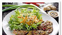 Naudanlihaa ja kasviksia korealaisittain