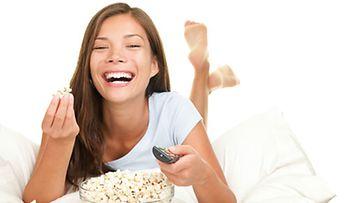 Keskity syömääsi ruokaan, äläkä liitä sitä muihin aktiviteetteihin.