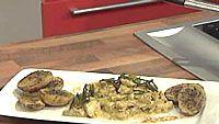 Currybroileria ja uuniperunaa