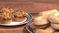 Gluteiinittomia leivonnaisia