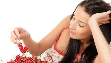 Kirsikoilla on monia terveysvaikutuksia.
