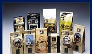 Reilun kaupan kahveja