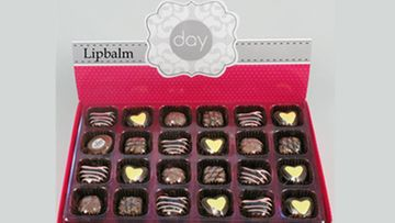 Suklaakonvehti paljastuukin huulivoiteeksi – suloinen yllätys!