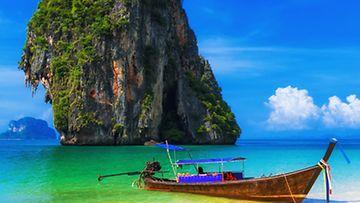 Thaimaassa asustaa tutkimuksen mukaan yksi maailman positiivisimmista kansoista.