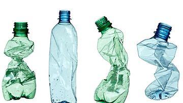 Tyhjistä muovipulloista voit tehdä kotisi vara-avaimen, ainakin Youtuben tee se itse -videon mukaan.