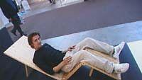 Puinen divaani, Habitare 2001