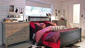 Koldby-lehmäntalja tuo huoneeseen tyylikästä kantria. Kuva: Ikea