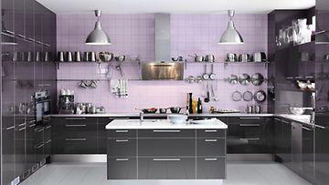 Hyvä toimivuus suunnitellaan ennen esteettisyyttä. Kuva: Ikea