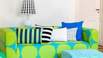 Bemz yhdistää Marimekon suosituimmat kuosit Ikean suosituimpiin huonekaluihin.