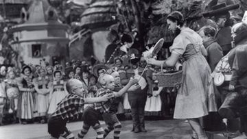 Judy Garland on monelle se ainoa oikea Dorothy.