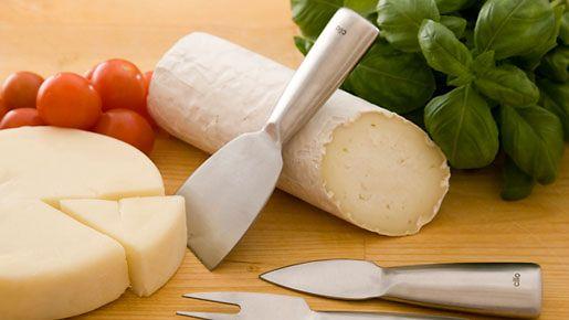 Juustoveitset eri juustoille