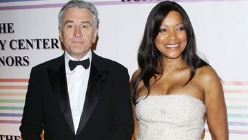 Robert De Niro ja vaimo Grace Hightower