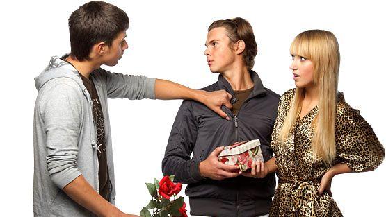 Dating neuvoja mustasukkaisuus