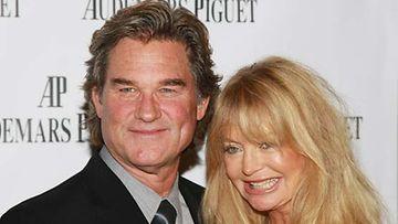 Goldie Hawn ja Kurt Russell