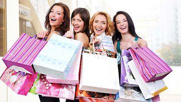 Shoppailu parantaa sydänsurut.