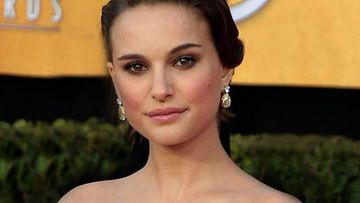 Natalie Portmanilla on symmetriset kasvonpiirteet.