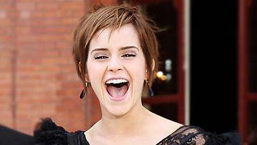 Lapset pelkäävät Emma Watsonia.