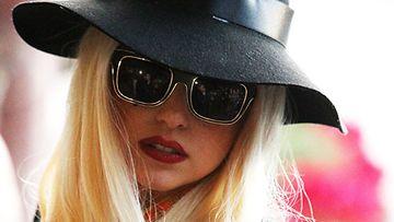 Lady Gaga julkaisi hääkuvan.