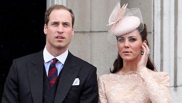 Prinssi Williamin kaljuuntuminen huolettaa.