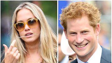Florence Brudenell-Bruce ja prinssi Harry erosivat.