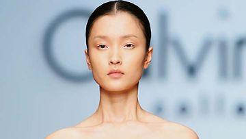 Du Juan on Kiinan Voguen kansityttö.