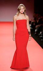 Lauren Bush aloitti mallin työt teiniä-iässä.
