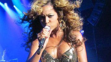 Beyonce laiminlyö kauneudenhoitoaan.