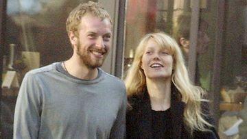 Gwyneth Paltrow ja Chris Martin vuonna 2003.