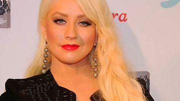 Christina Aguilera on taas vaikeuksissa.