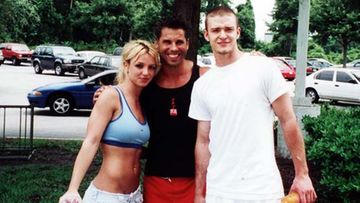 Britney Spears ja Justin Timberlake