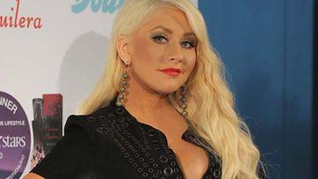 Christina Aguilera selvisi rankasta vuodesta.