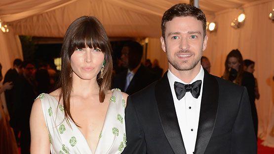 Jessica Biel ja Justin Timberlake bongattiin sormusostoksilla.