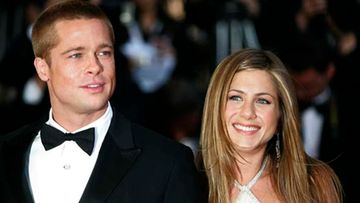 Brad Pitt ja Jennifer Aniston