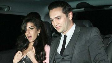 Amy Winehouse ja Reg Traviss