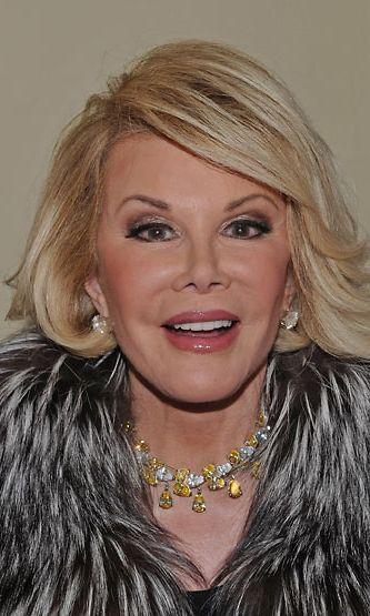 Joan Rivers on ollut kosmeettisen kirurgian fani jo vuodesta 1965. Ja sehän näkyy.