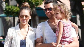 Jessica Alba ja Cash Warren